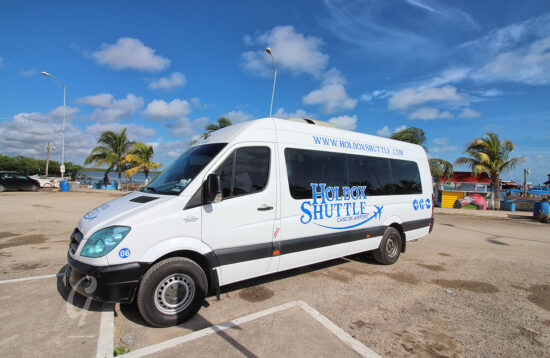 Holbox Shuttle to Cancun Airport